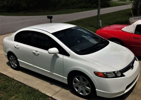 2008 Honda Civic LX I VTEC (36 43 MPG!!!)