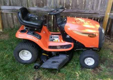 ariens riding mower w/ Mulcher & Bagger for Sale