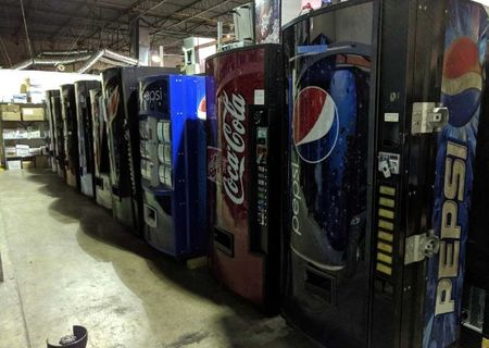 Massive Inventory vending machines more call for details & CL SPECIALS