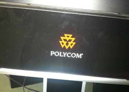 Polycom 42 Plasma Display Monitor Conference Lcd Hdmi Televis