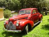 1940 Buick Special Deluxe Business Coupe