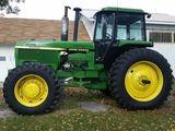 1984 John Deere 4650 Tractor for sale in Richfield