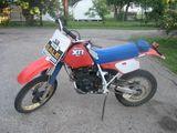 1986 honda xr600r