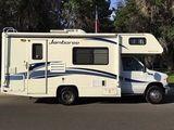 2001 Fleetwood jamboree E350 Triton V10