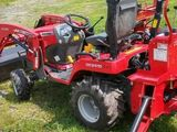 2012 Massey Ferguson Tractor 4x4