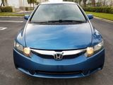 Honda civic 2011 3m warranty optional