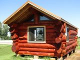 Log Cabin on your lot