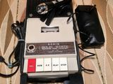 RARE Vintage Robin Solid State Cassette Tape Recorder w/ Mic Model...